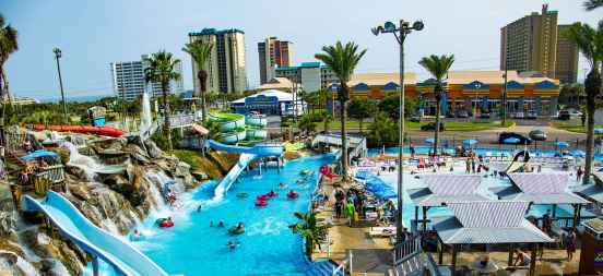 Big Kahuna's Water & Adventure Park by Jackie Bowen